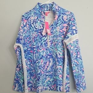 Lilly Pulitzer jonah popover
